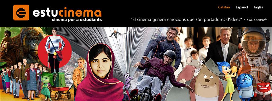 Banner Cinema per a estudiants