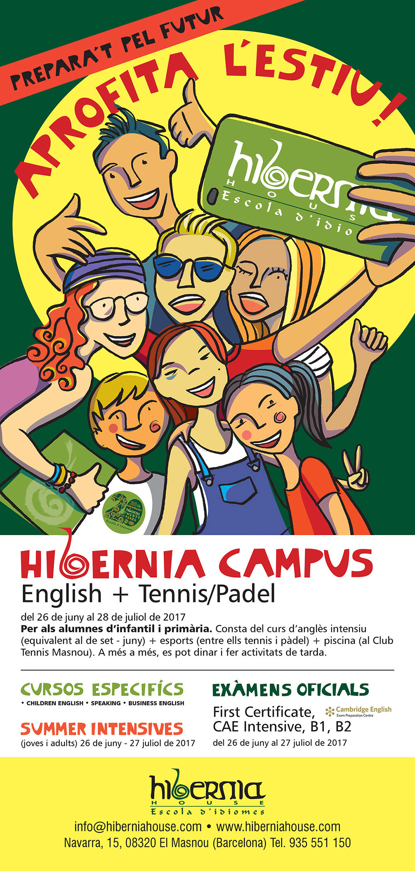 Pòster Hibernia House, Summer Campus