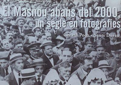 """Llibre """"El Masnou abans del 2000"""""""
