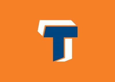 Logotip TECMA pintura industrial y decorativa